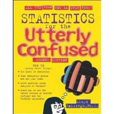 Statistics for the Utterly Confused (Pocket, 2006)