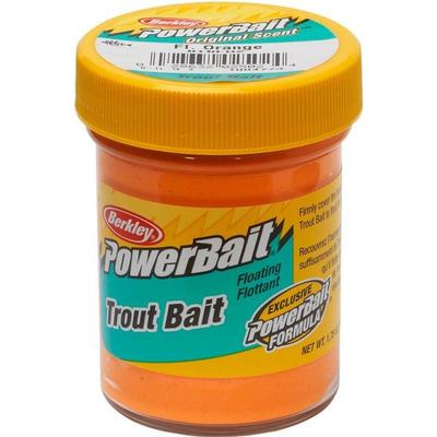 Berkley Powerbait Trout Bait Fl. orange