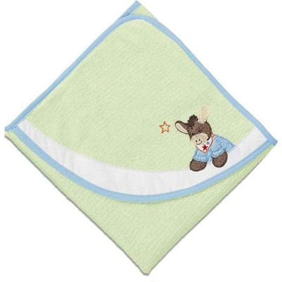 Sterntaler Emmi Hooded Towel 100x100cm