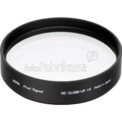 Hoya PRO1D Close-Up No.3 62mm