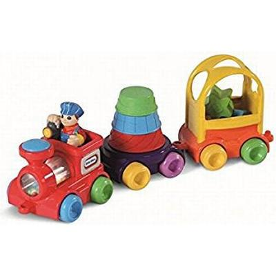 Little Tikes Discover Sounds Stack 'N Sort Train