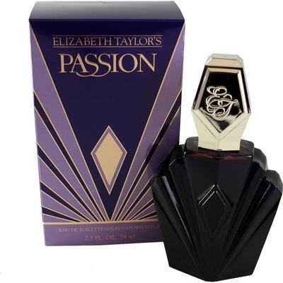 Elizabeth Taylor Passion for EdT Women 74ml