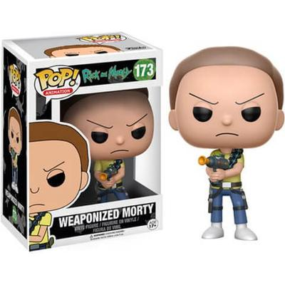 Funko Pop! Animation Rick & Morty Weaponized Morty
