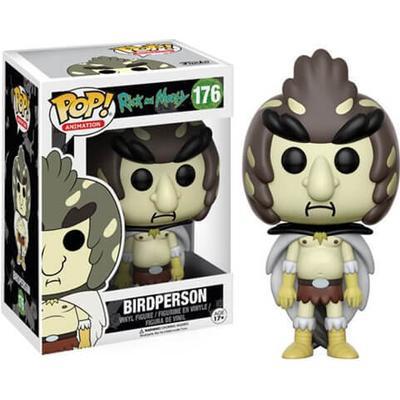 Funko Pop! Animation Rick & Morty Birdperson