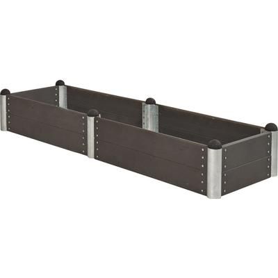 Plus Pipe Raised Bed Composite 266cm