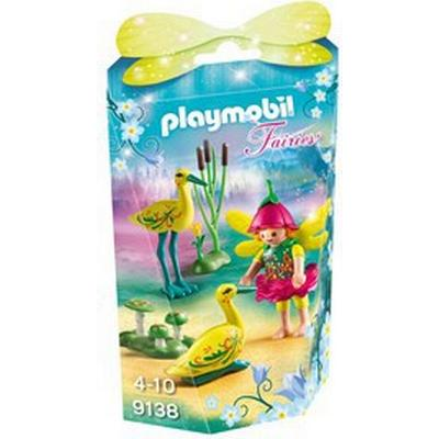 Playmobil Fairy Girl with Storks 9138