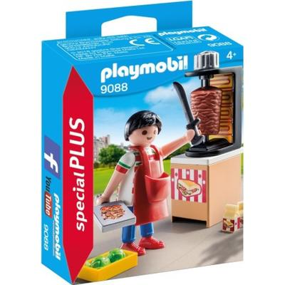 Playmobil Kebab Vender 9088