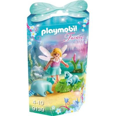 Playmobil Fairy Girl with Racoons 9139