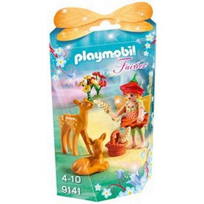 Playmobil Fairy Girl with Fawns 9141