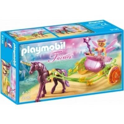 Playmobil Unicorn Drawn Fairy Carriage 9136