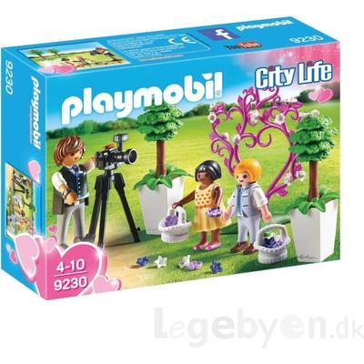 Playmobil Flower Children & Photographer 9230
