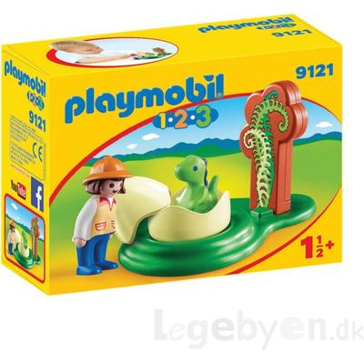 Playmobil Girl with Dino Egg 9121