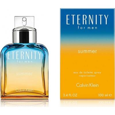 Calvin Klein Eternity for Men Summer 2017 EdT 100ml