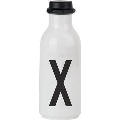Design Letters Personal Drinking Bottle X