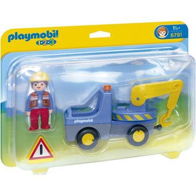 Playmobil Tow Truck 6791