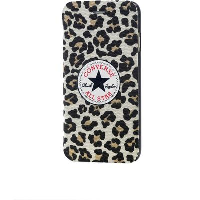Converse Canvas Booklet Leopard (iPhone 6/6S)