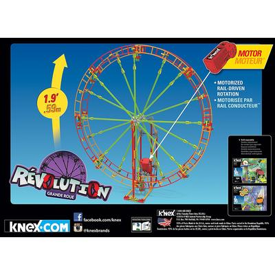 Knex Revolution Ferris Wheel Building Set