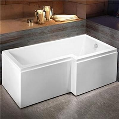 Bathlife Behag 150x85 Vit