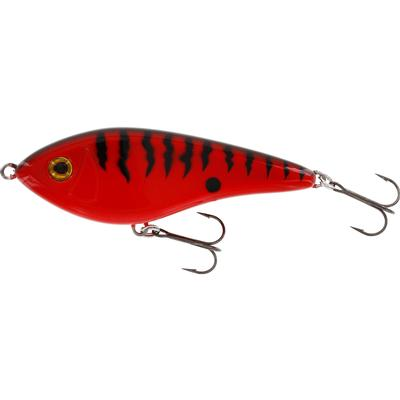 Westin Swim 10cm Suspending Red Tiger