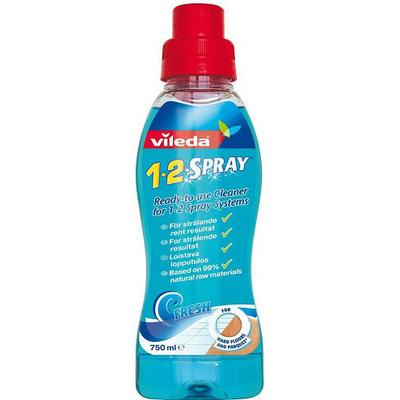 Vileda 1-2 Spray Floor Cleaner 750ml