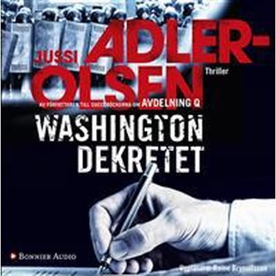 Washingtondekretet (Ljudbok nedladdning, 2016)