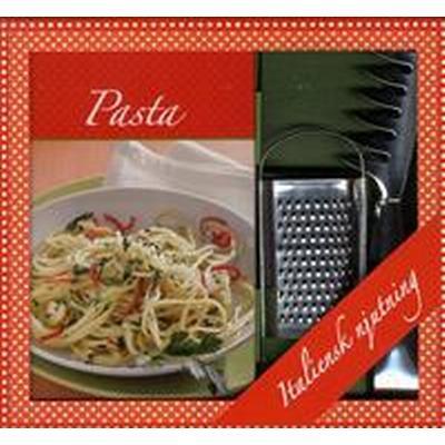 Pasta box - bok, parmesan rivjärn & spagettitång (Övrigt format, 2015)