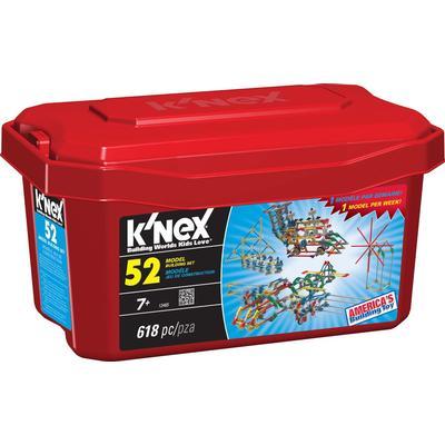 Knex 52 Model Building Set 13465