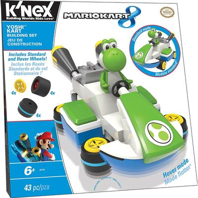 Knex Yoshi Kart Building Set 38725