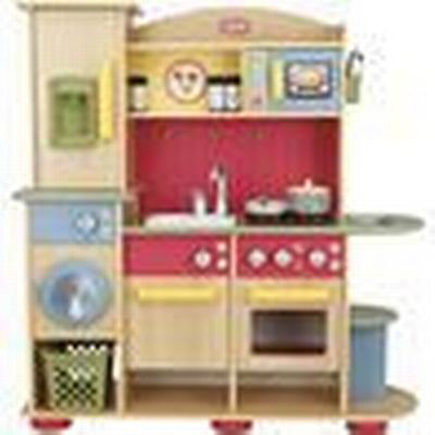 Little Tikes Cookin' Creations Premium Wood Kitchen