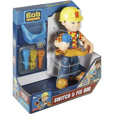Fisher Price Bob the Builder Switch & Fix Bob