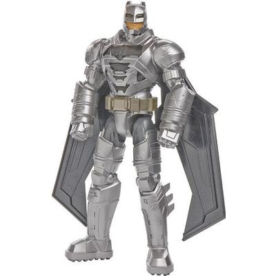 "Mattel Batman V Superman Electro Armor 12"" Tall Batman Figure"