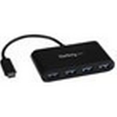 StarTech HB30C4AB 4-Port USB 3.0/3.1 Extern