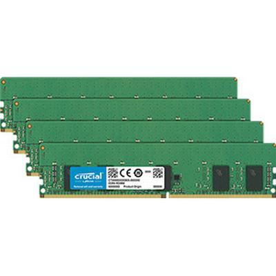 Crucial DDR4 2666MHz 4x8GB ECC Reg (CT4K8G4RFS8266)