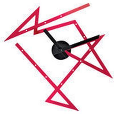 Alessi Time Maze 50cm Väggklocka