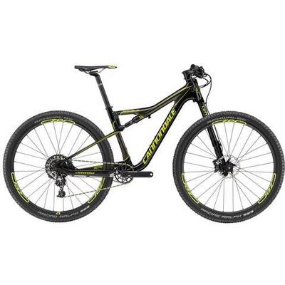 Cannondale Scalpel-Si Carbon 2 2018 Mountain Bike | Black/Yellow - L