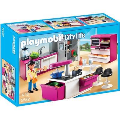 Playmobil Modern Kitchen 5582