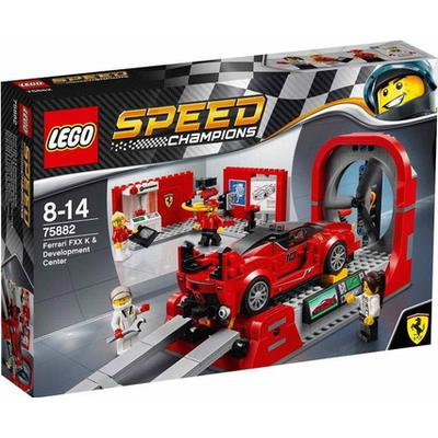 Lego Speed Champions Ferrari FXX K & Development Center 75882