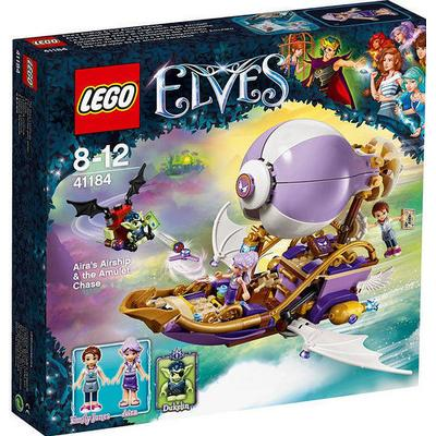 Lego Elves Aira's Airship & The Amulet Chase 41184
