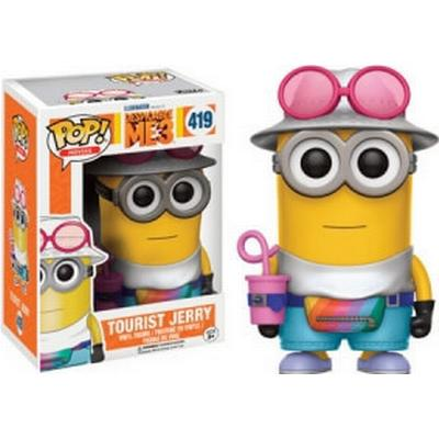 Funko Pop! Movies Despicable Me 3 Tourist Jerry