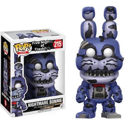 Funko Pop! Games Five Nights at Freddy's Nightmare Bonnie
