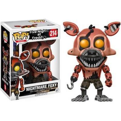 Funko Pop! Games Five Nights at Freddy's Nightmare Foxy