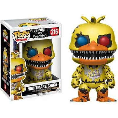 Funko Pop! Games Five Nights at Freddy's Nightmare Chica
