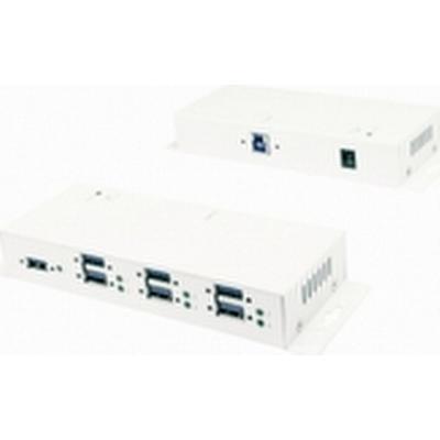 EXSYS EX-1189HMVS-W 7-Port USB 3.0/3.1 Extern