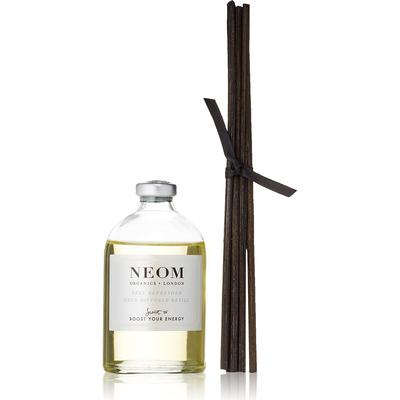 Neom Organics Scent to Boost Your Energy Reed Diffuser Refill Feel Refreshed 100ml