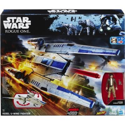 Hasbro Star Wars Rogue One Rebel U-Wing Fighter B7101