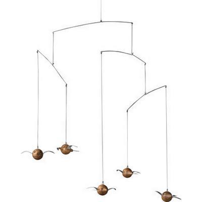 Hoptimist Woody Birdie Mobile Turmoil Prydnadsfigur