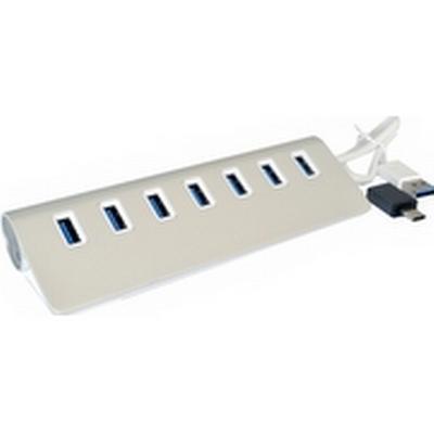 EXSYS EX-1137 7-Port USB 3.0/3.1 Extern