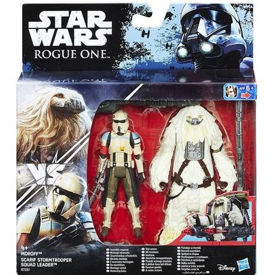 Hasbro Star Wars Rogue One Scarif Stormtrooper & Moroff Deluxe Pack B7261