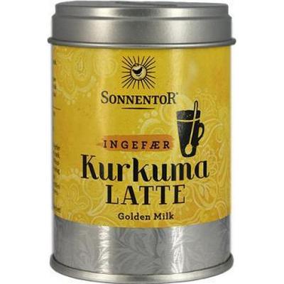 Sonnentor Ginger Turmeric Latte 60g