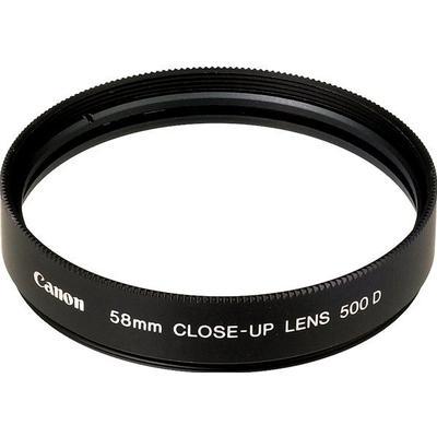 Canon Close Up Lens 500D 58mm